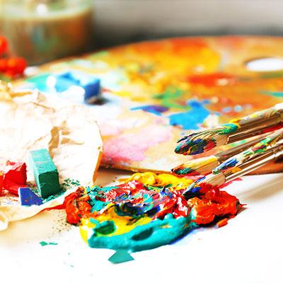 Kreativität im ei-karfunkel
